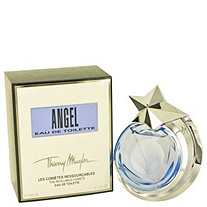 ANGEL by Thierry Mugler for Women Eau De Toilette Spray Refillable 2.7 oz