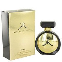 Kim Kardashian Gold by Kim Kardashian for Women Eau De Parfum Spray 3.4 oz