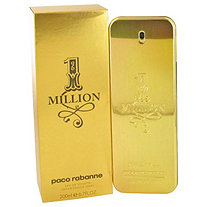 1 Million by Paco Rabanne for Men Eau De Toilette Spray 6.7 oz