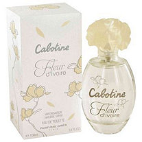 Cabotine Fleur d'Ivoire by Parfums Gres for Women Eau De Toilette Spray 3.4 oz