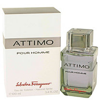 Attimo by Salvatore Ferragamo for Men Eau De Toilette Spray 3.4 oz