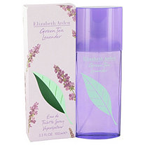 Green Tea Lavender by Elizabeth Arden for Women Eau De Toilette Spray 3.3 oz
