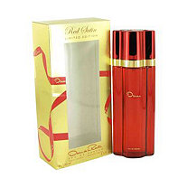 Oscar Red Satin by Oscar De La Renta for Women Solid Perfume .10 oz