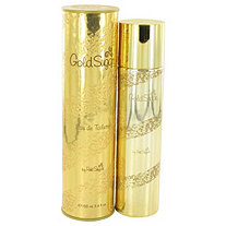 Gold Sugar by Aquolina for Women Eau De Toilette Spray 3.4 oz