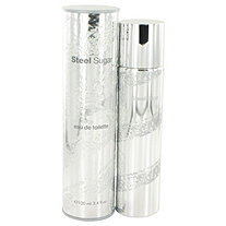 Steel Sugar by Aquolina for Women Eau De Toilette Spray 3.4 oz
