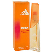 Adidas Moves Pulse by Coty for Women Eau De Toilette Spray 1 oz