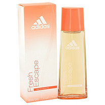 Adidas Fresh Escape by Adidas for Women Eau De Toilette Spray 1.7 oz