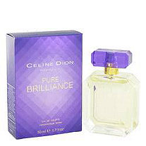 Pure Brilliance by Celine Dion for Women Eau De Toilette Spray 1.7 oz