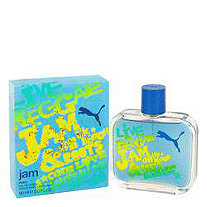Puma Jam by Puma for Men Eau De Toilette Spray 3 oz
