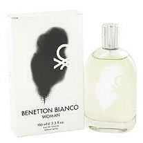 Benetton Bianco by Benetton for Women Eau De Toilette Spray 3.4 oz