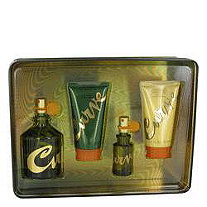CURVE by Liz Claiborne for Men Gift Set -- 4.2 oz Cologne Spray + .5 oz Cologne Spray + 2.5 oz Skin Soother + 2.5 oz Hair & Body Wash