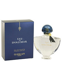 Eau De Shalimar by Guerlain for Women Eau De Toilette Spray 1.7 oz