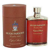 Hugh Parsons Oxford Street by Hugh Parsons for Men Eau De Parfum Spray 3.4 oz