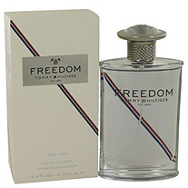 FREEDOM by Tommy Hilfiger for Men Eau De Toilette Spray (New Packaging) 3.4 oz