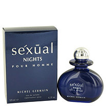 Sexual Nights by Michel Germain for Men Eau De Toilette Spray 4.2 oz