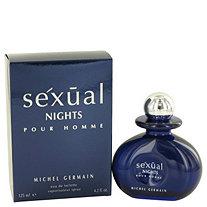 Sexual Nights by Michel Germain for Men Eau De Toilette Spray 4.2 oz