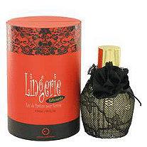 Lingerie Silhouette by Eclectic Collections for Women Eau De Parfum Spray 3.4 oz