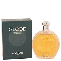 Globe by Rochas for Men Eau De Toilette 3.4 oz