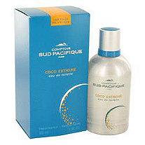 Comptoir Sud Pacifique Coco Extreme by Comptoir Sud Pacifique for Women Eau De Toilette Spray 3.3 oz