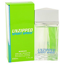 SAMBA UNZIPPED SPORT by Perfumers Workshop for Women Eau De Toilette Spray 1.7 oz
