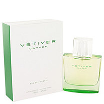 VETIVER CARVEN by Carven for Men Eau De Toilette Spray 1.7 oz