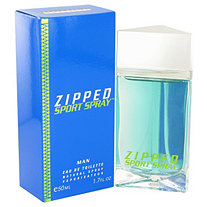 Samba Zipped Sport by Perfumers Workshop for Men Eau De Toilette Spray 1.7 oz