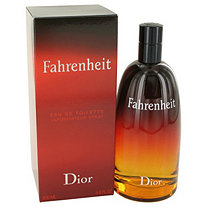 FAHRENHEIT by Christian Dior for Men Eau De Toilette Spray 6.8 oz