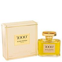 1000 by Jean Patou for Women Eau De Parfum Spray 2.5 oz
