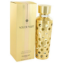 VOL DE NUIT by Guerlain for Women Eau De Toilette Spray Refillable 3.1 oz