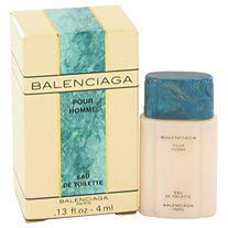 BALENCIAGA POUR HOMME by Balenciaga for Men Mini EDT .13 oz