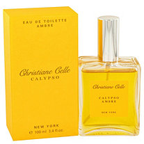 Calypso Ambre by Calypso Christiane Celle for Women Eau De Toilette Spray 3.4 oz