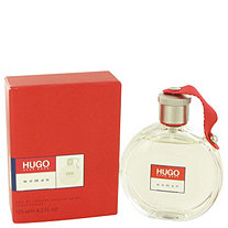 HUGO by Hugo Boss for Women Eau De Toilette Spray (Box Slightly Damaged) 4.2 oz