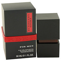 Burberry Sport by Burberry for Men Eau De Toilette Spray 1 oz