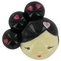 Harajuku Lovers Love by Gwen Stefani for Women Solid Perfume .04 oz