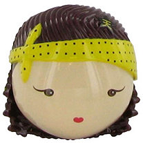 Harajuku Lovers Lil' Angel by Gwen Stefani for Women Solid Perfume 0.04 oz