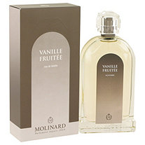 Vanille Fruitee by Molinard for Women Eau De Toilette Spray 3.3 oz