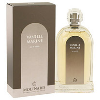 Vanille Marine by Molinard for Women Eau De Toilette Spray 3.3 oz