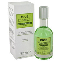 1902 Vetiver by Berdoues for Men Eau De Cologne Spray 3.3 oz