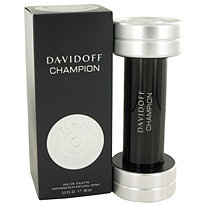 Davidoff Champion by Davidoff for Men Eau De Toilette Spray 3 oz