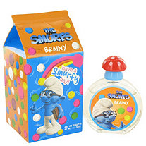 The Smurfs by Smurfs for Men Brainy Eau De Toilette Spray 1.7 oz