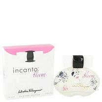 Incanto Bloom by Salvatore Ferragamo for Women Eau De Toilette Spray 3.4 oz