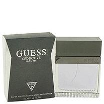 Guess Seductive by Guess for Men Eau De Toilette Spray 3.4 oz