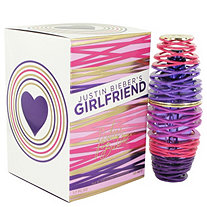 Girlfriend by Justin Beiber for Women Eau De Parfum Spray 1.7 oz
