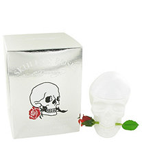 Skulls & Roses by Ed Hardy for Women Eau De Parfum Spray 3.4 oz