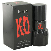 Kanon Ko by Kanon for Men Eau De Toilette Spray 3.3 oz