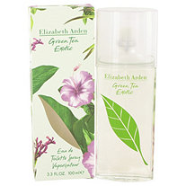 Green Tea Exotic by Elizabeth Arden for Women Eau De Toilette Spray 3.4 oz
