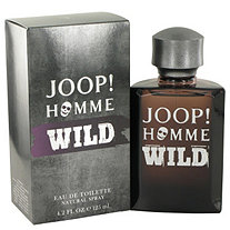Joop Homme Wild by Joop! for Men Eau De Toilette Spray 4.2 oz