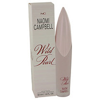 Wild Pearl by Naomi Campbell for Women Eau De Toilette Spray 1.6 oz