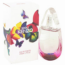 Madly Kenzo by Kenzo for Women Eau De Toilette Spray 1.7 oz