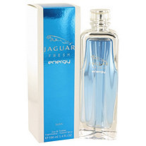 Jaguar Fresh Energy by Jaguar for Men Eau De Toilette Spray 3.4 oz